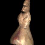 anthropomorphic ornamental bell